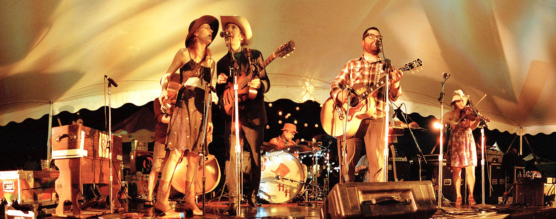 Gillian Welch & David Rawlings w/ The Decemberists